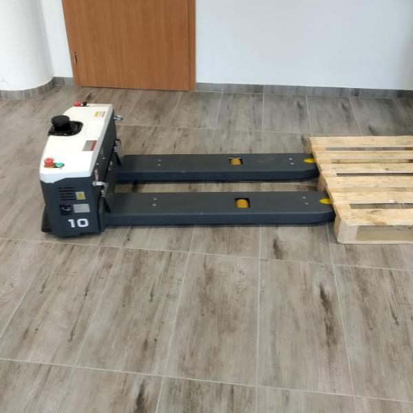 Mini forklift AGV standard lift